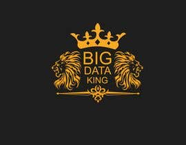 #80 untuk Website and Trade Stand Logo Design - Big Data King oleh vamsi4career