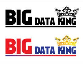 #75 untuk Website and Trade Stand Logo Design - Big Data King oleh supunchinthaka07