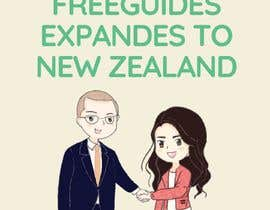#33 for Design Australian prime minister and New Zealand prime minister shaking hands by judyamordaro