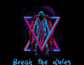 #11 для Cover Art Needed For ' Break the Rules' от Tanish0512