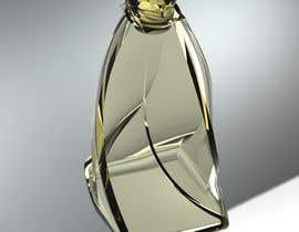 #12 for perfume bottle design af divu999999