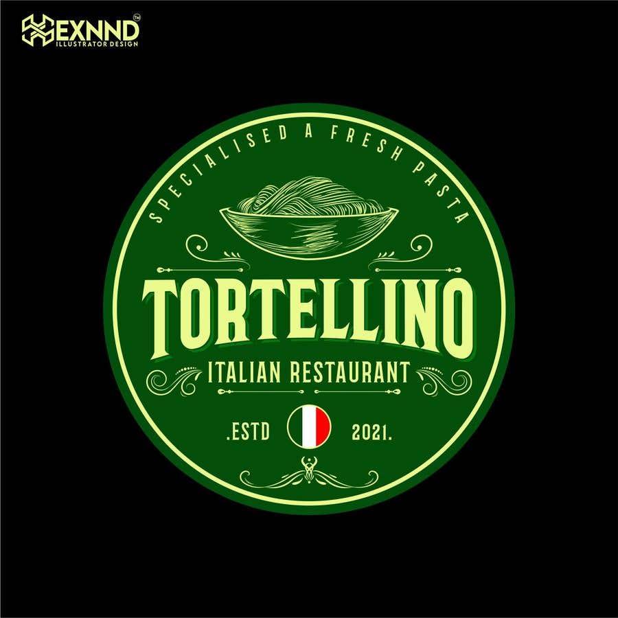 Contest Entry #                                        181                                      for                                         Logo for italian restaurant