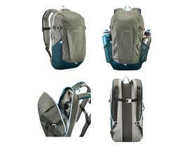 #20 for Design a sketch of an adventure backpack af kamrulhasan34244