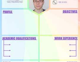 Nro 37 kilpailuun A inventive Resume template käyttäjältä nihalmuhd