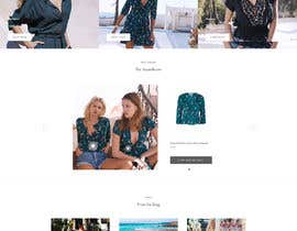 #75 для Shopify Store required for fashion brand от shazy9design
