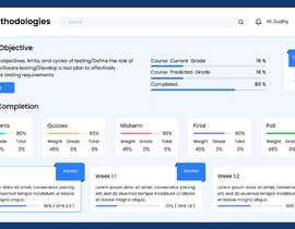 Nro 68 kilpailuun Re-Design a Learning Management System UI käyttäjältä sudhy8