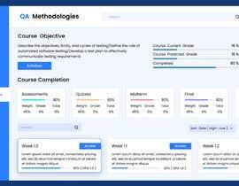 Nro 76 kilpailuun Re-Design a Learning Management System UI käyttäjältä sudhy8