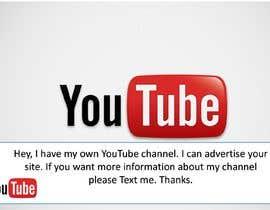 Nro 18 kilpailuun Professional YouTuber käyttäjältä navidzaman001