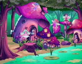 #52 untuk Create Fantasy / Psychedelic 3D Scene Landscape Artwork oleh saihanmollik
