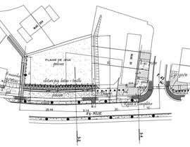 nº 6 pour DWG : Site plan with detailled context drawing (28.000m²) par gyanglazarus