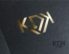Nro 54 kilpailuun Logo Design for KDK Diamonds käyttäjältä kavadelo