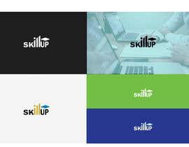 """shahin134053 tarafından Logo Project of Educational Company named """"Skill Up"""" için no 143"""
