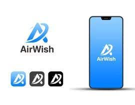 mfawzy5663 tarafından I need a logo designed for my company. AirWish. I would like an app button included too. I would like white on blue colour scheme. Thank you :) için no 37