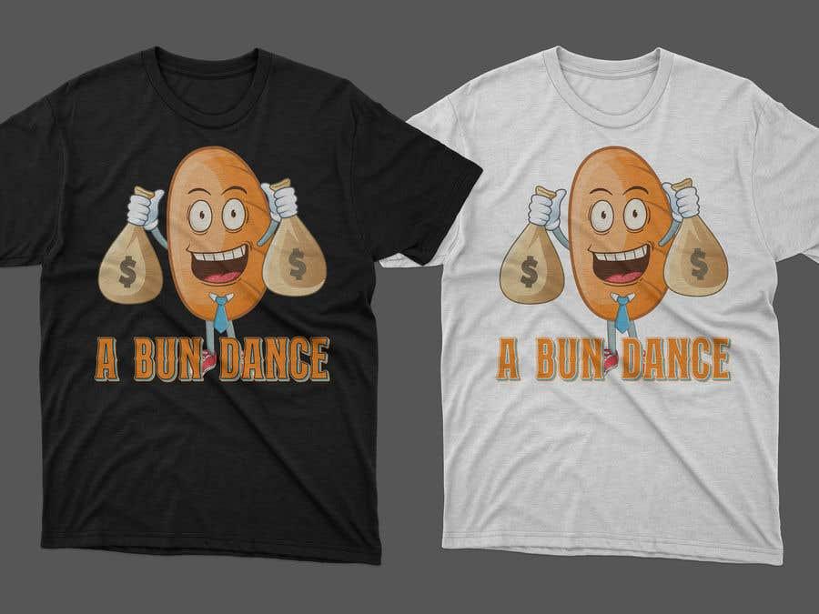 Bài tham dự cuộc thi #                                        24                                      cho                                         A Bun Dance Graphic Design T-Shirt