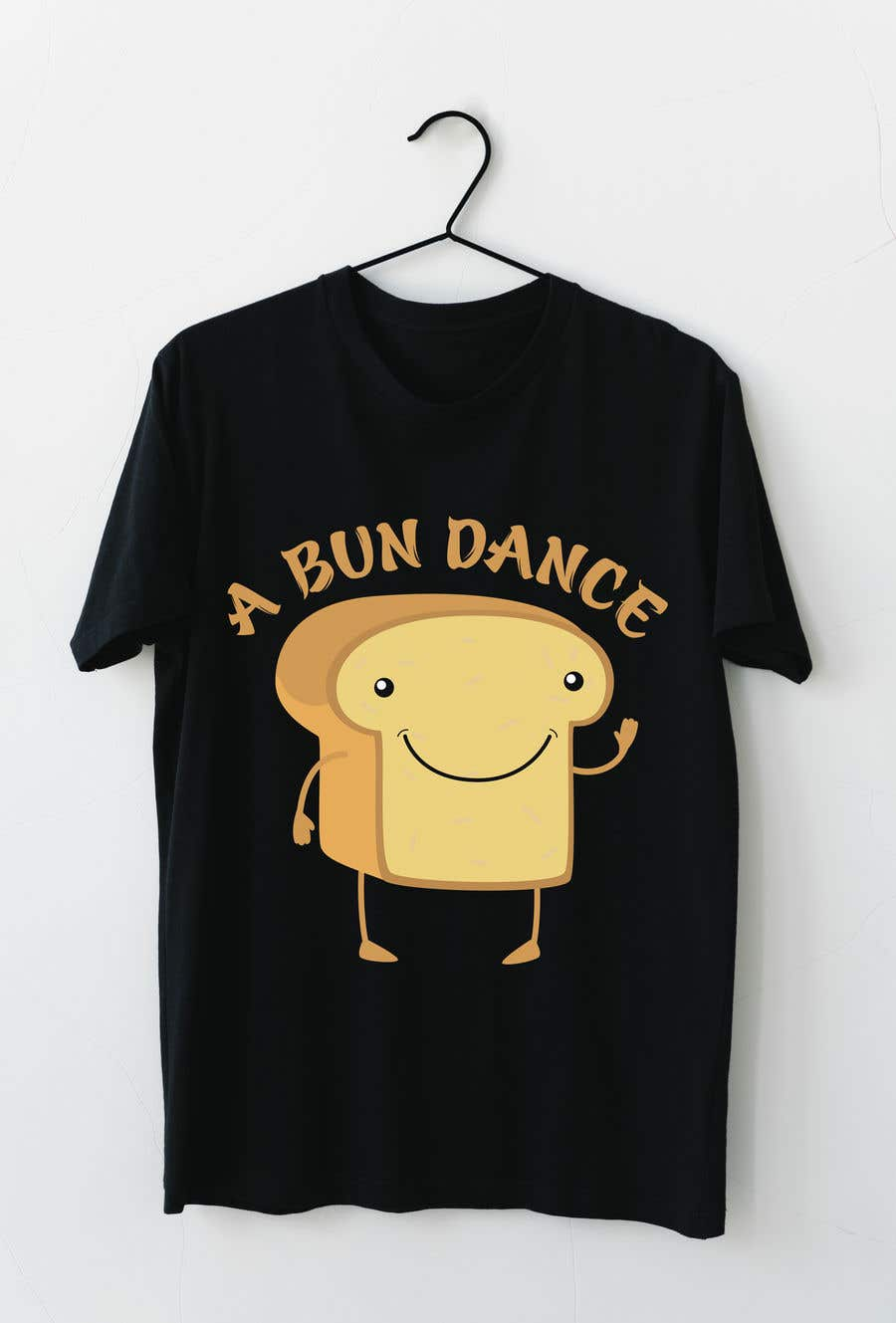 Bài tham dự cuộc thi #                                        13                                      cho                                         A Bun Dance Graphic Design T-Shirt