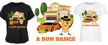 Bài tham dự #40 về Graphic Design cho cuộc thi A Bun Dance Graphic Design T-Shirt