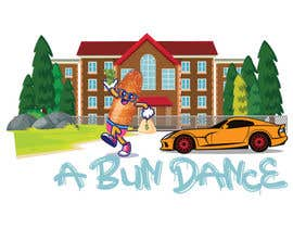 #42 untuk A Bun Dance Graphic Design T-Shirt oleh rashedul1012
