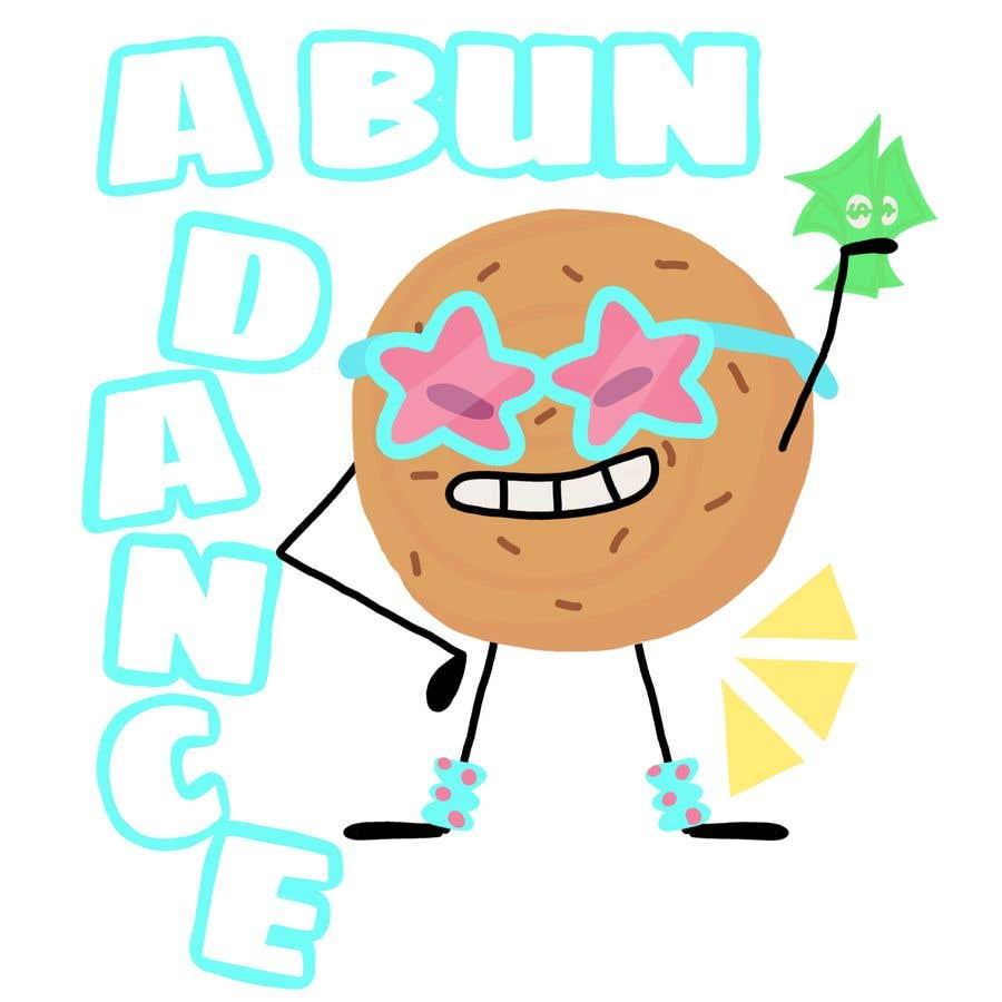 Bài tham dự cuộc thi #                                        38                                      cho                                         A Bun Dance Graphic Design T-Shirt