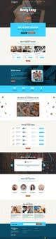 Миниатюра конкурсной заявки №                                                19                                              для                                                 Freshen up home page of web site
