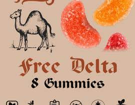 #32 untuk Free D8 Gummy Banner Ad oleh mediaproductiona