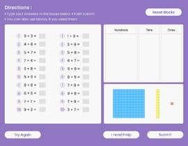 Nro 23 kilpailuun Contest - Redesign 1 page Math Sheet käyttäjältä therichaverma