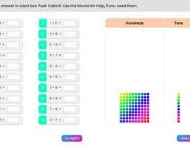 Nro 17 kilpailuun Contest - Redesign 1 page Math Sheet käyttäjältä properdeveloper