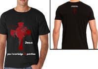 Website Design Konkurrenceindlæg #6 for Design a T-Shirt for Knowing Jesus