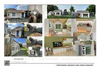 Proposition n° 34 du concours 3D Rendering pour Design garage and shed into living space