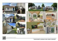Proposition n° 49 du concours 3D Rendering pour Design garage and shed into living space