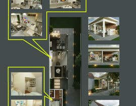 nº 50 pour Design garage and shed into living space par indrabudiman80