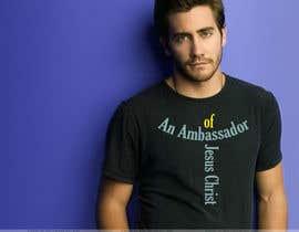 #19 for Design a T-Shirt for an Ambassador af EbEmroj