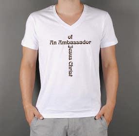 #3 for Design a T-Shirt for an Ambassador af squirrel1811