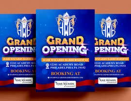 #10 for Grand Opening Barbershop af alakram420
