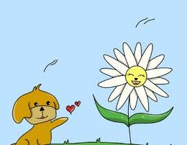 #5 cho Simple puppy and daisy animation/gif bởi DuaRasheed