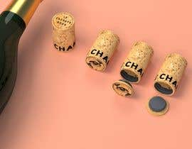 #20 for Re-designing the champagne bottle cork by GeorgiStoilov