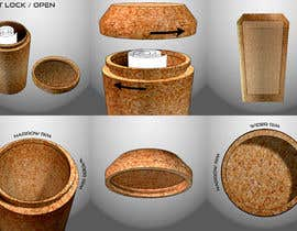 #27 pentru Re-designing the champagne bottle cork de către deeps831