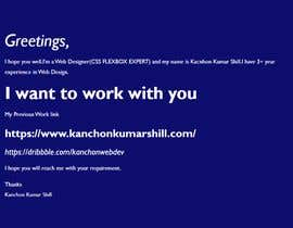 #1 for Design and develop and interactive HTML5 banner for a financial service by kanchon49