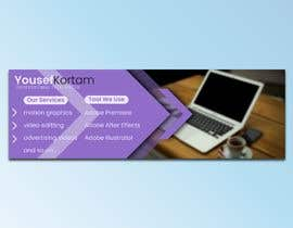 #39 for I need profissional banner for my cover photo in freelancer website by chawlashikhar12