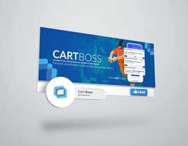 #90 for Facebook banner for SAAS company by kingphobie