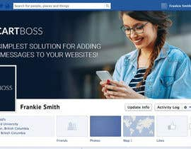 #128 for Facebook banner for SAAS company by malindalasantha