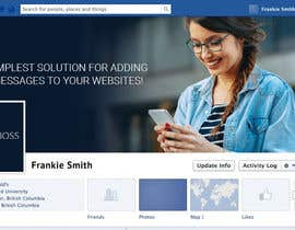 #129 for Facebook banner for SAAS company by malindalasantha