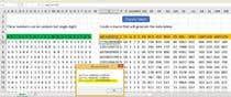 Data Entry Kilpailutyö #32 kilpailuun Excel Macro