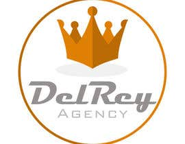 #113 untuk Design a logo for delreyagency.com oleh fingerburns