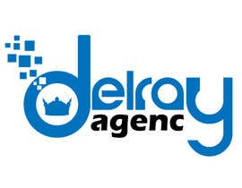 #21 for Design a logo for delreyagency.com af georgeecstazy
