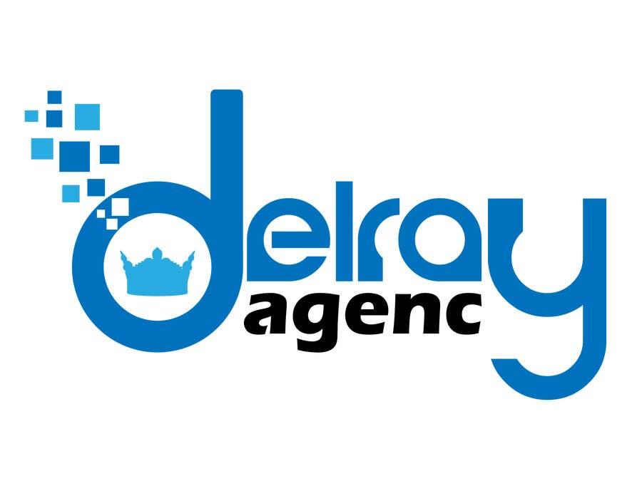 Bài tham dự cuộc thi #104 cho Design a logo for delreyagency.com