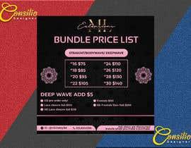 #23 untuk 29979/ 4x4 square gloss free flyer 50 / design help - Sandy oleh consilio29
