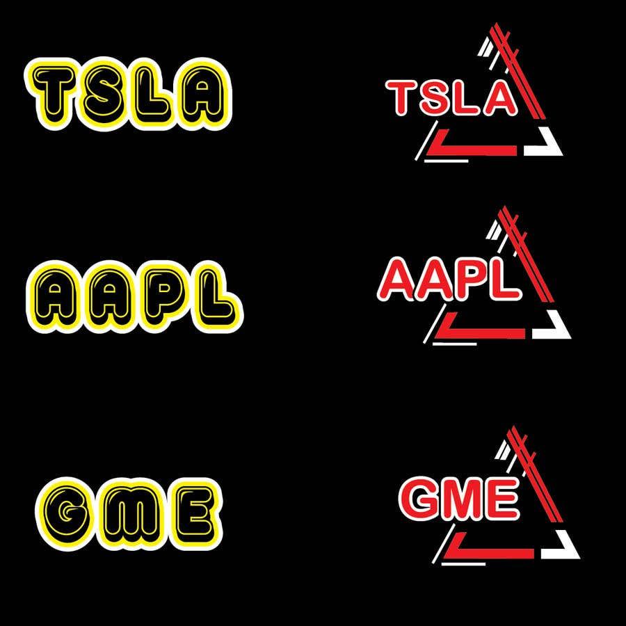 Contest Entry #                                        58                                      for                                         Stock Ticker Symbol Logos