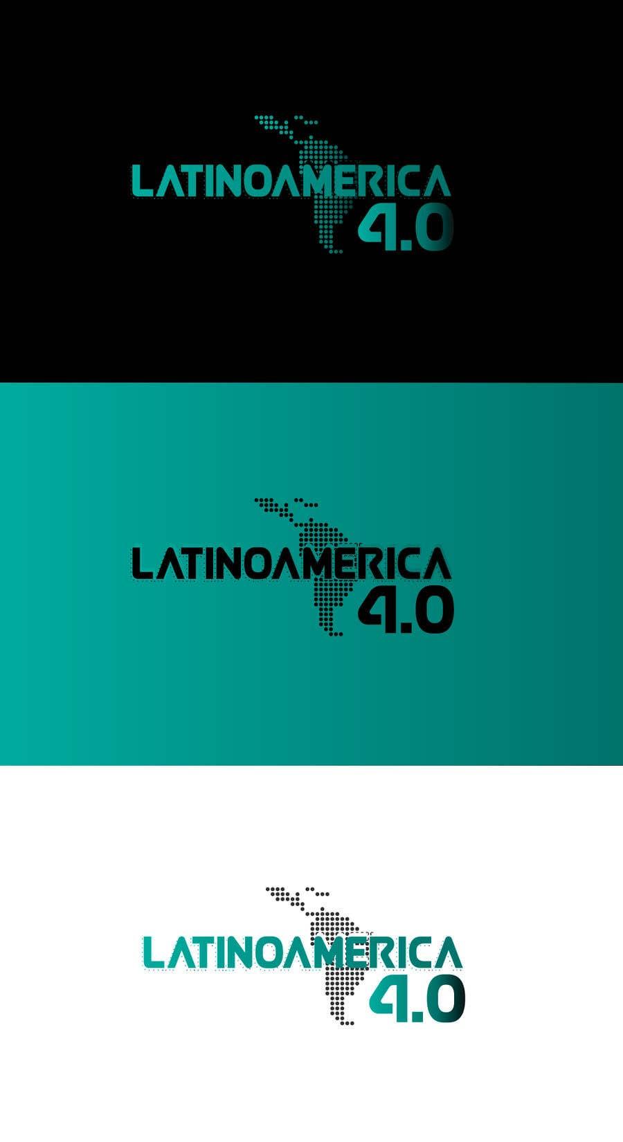 Participación en el concurso Nro.                                        26                                      para                                         LOGO LATINOAMERICA 4.0