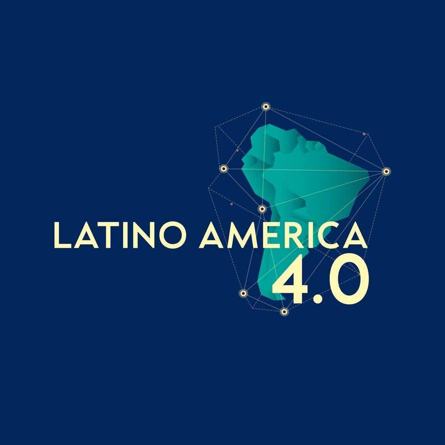 Participación en el concurso Nro.                                        38                                      para                                         LOGO LATINOAMERICA 4.0