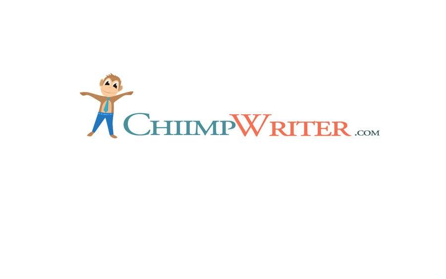 Bài tham dự cuộc thi #23 cho Design a Logo for ChimpWriter.com